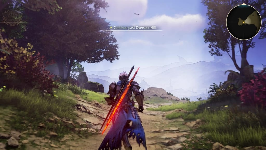 Tales of Arise - Continue Past Overseer Hill