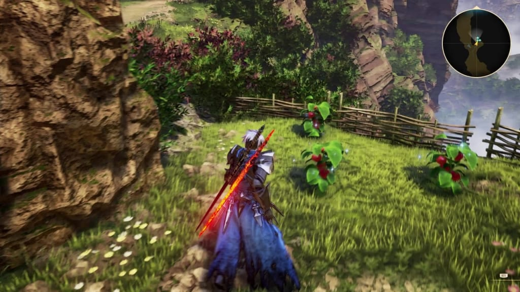 Tales of Arise - Plant Location 1