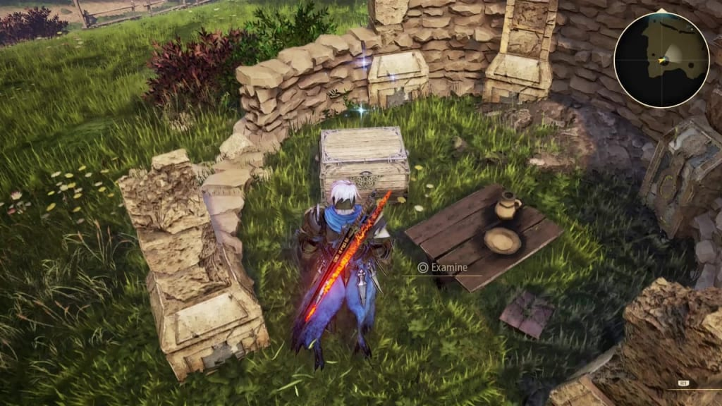 Tales of Arise - Chest Location 1