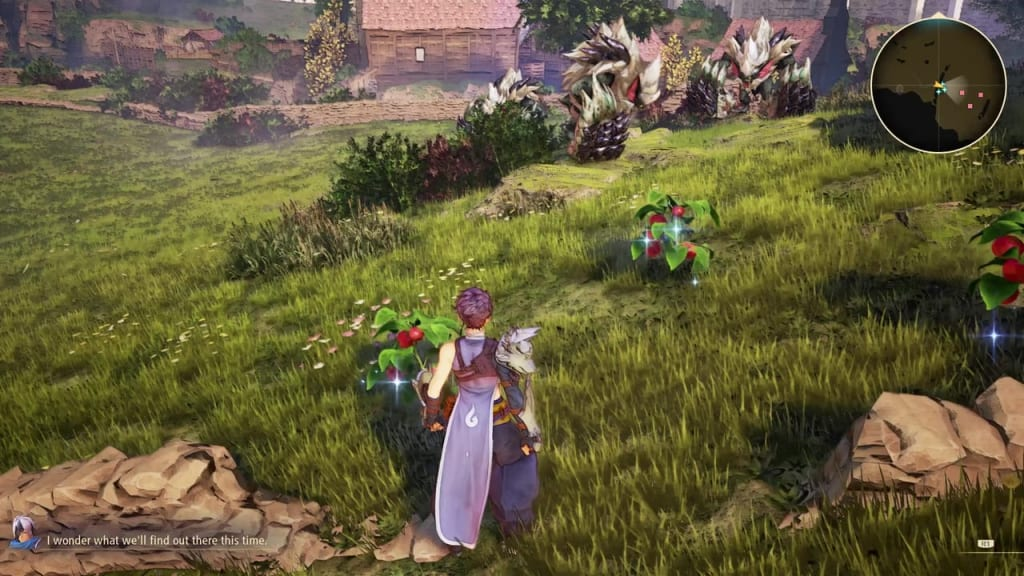 Tales of Arise - Plant Location 4