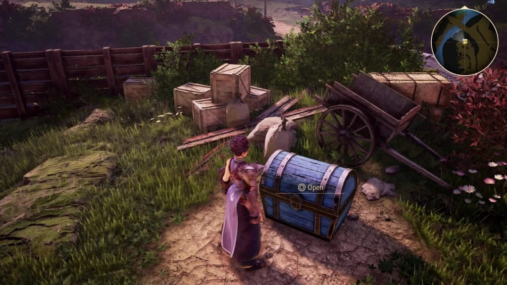 Tales of Arise - Chest Location 4