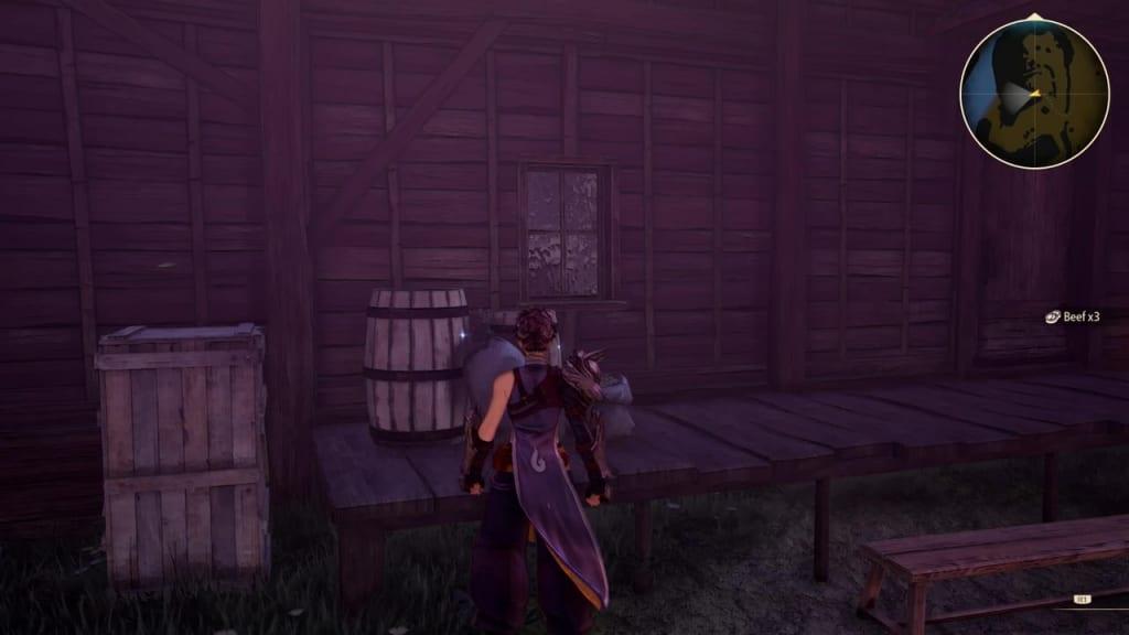 Tales of Arise - Barrel Location 1