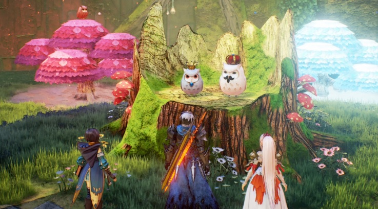 Tales of Arise - Owl King