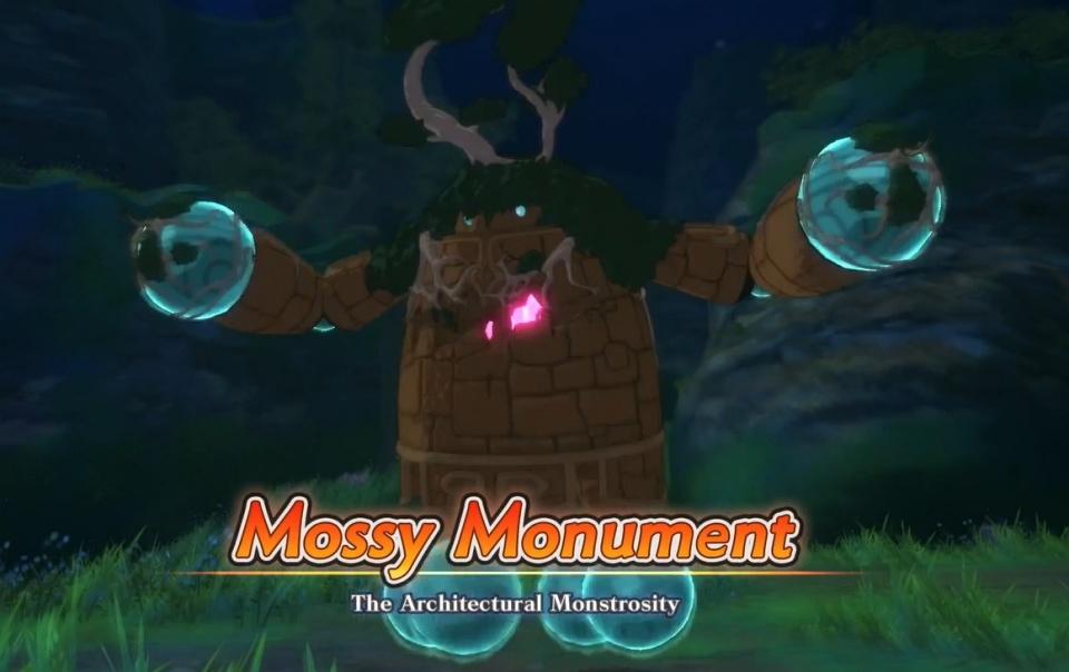 Ni no Kuni 2: Revenant Kingdom - Mossy Monument Boss Guide
