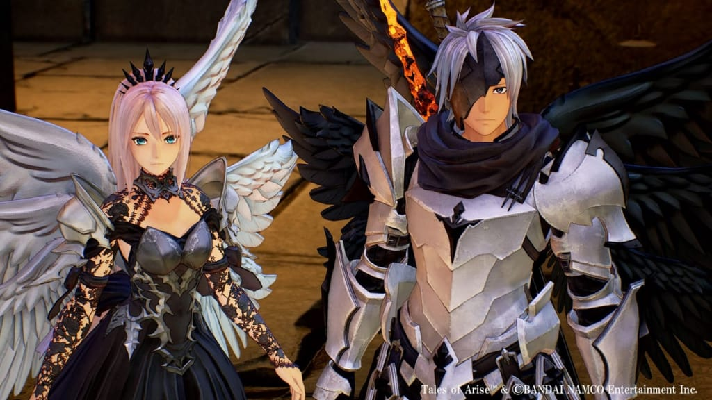 Tales of Arise - Pre-Order Outfit Costume for All Characters