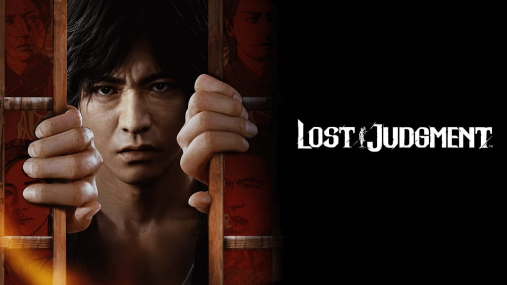 Lost Judgment - Toru Higashi Character Profile