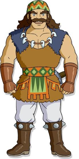 Ni no Kuni 2: Revenant Kingdom - Batu