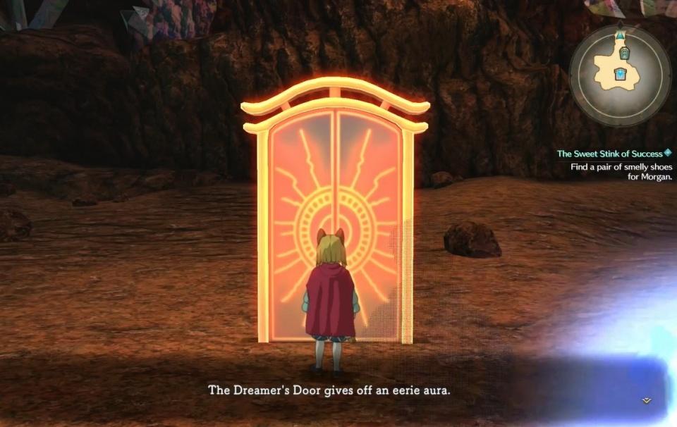 Ni no Kuni 2: Revenant Kingdom - Grotty Grotto Dreamer's Door