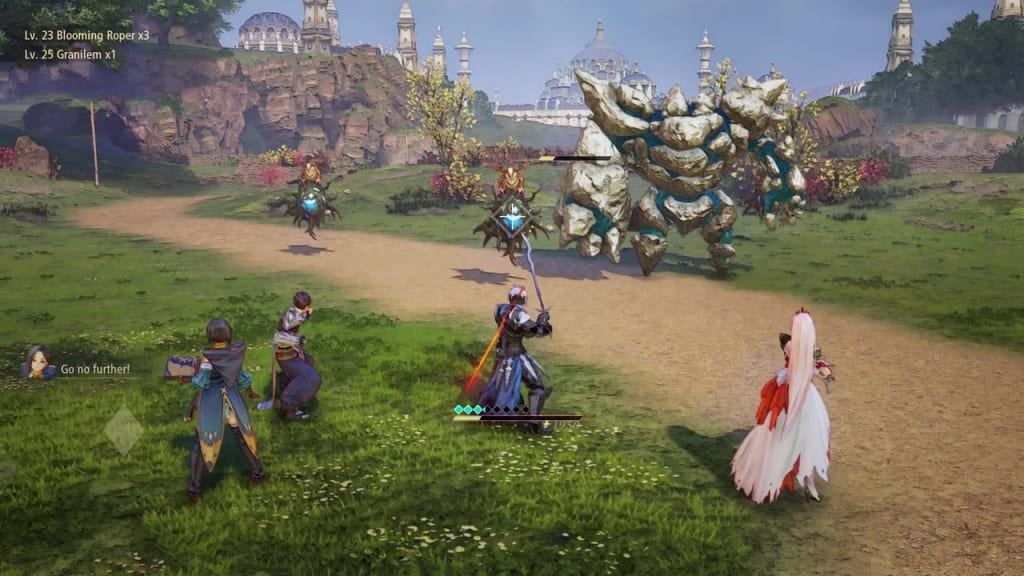 Tales of Arise - Blooming Roper Zeugle Attacks and Strategies