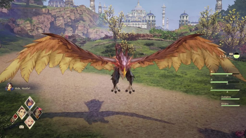 Tales of Arise - Archer Hawk Zeugle Stats and Information Guide
