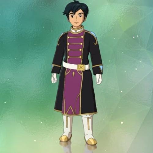 Ni no Kuni 2: Revenant Kingdom - Roland Chief Consul's Outfit
