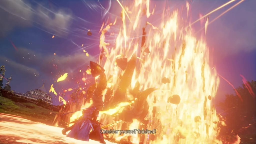 Tales of Arise - Relentless Charger Unleash Boost Strikes