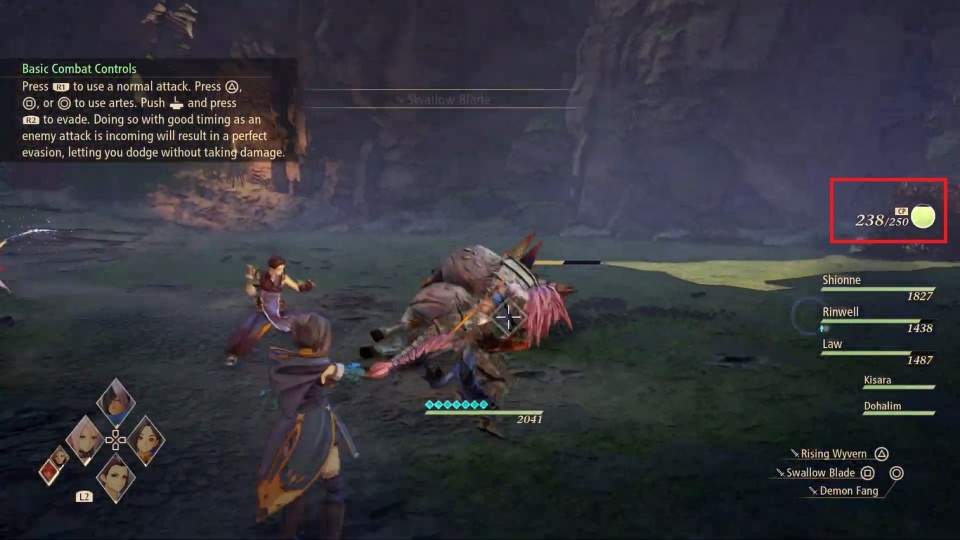 Tales of Arise - How to Increase Maximum CP
