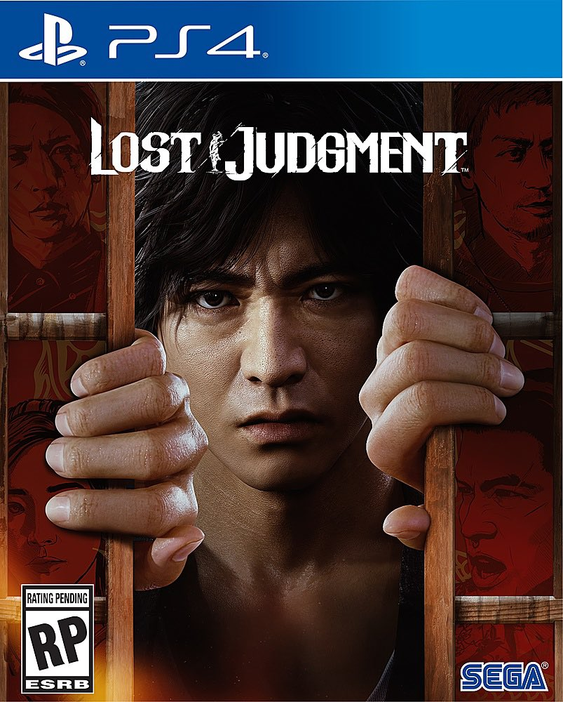 Lost Judgment - Pre-Order PlayStation 4 Physical Edition