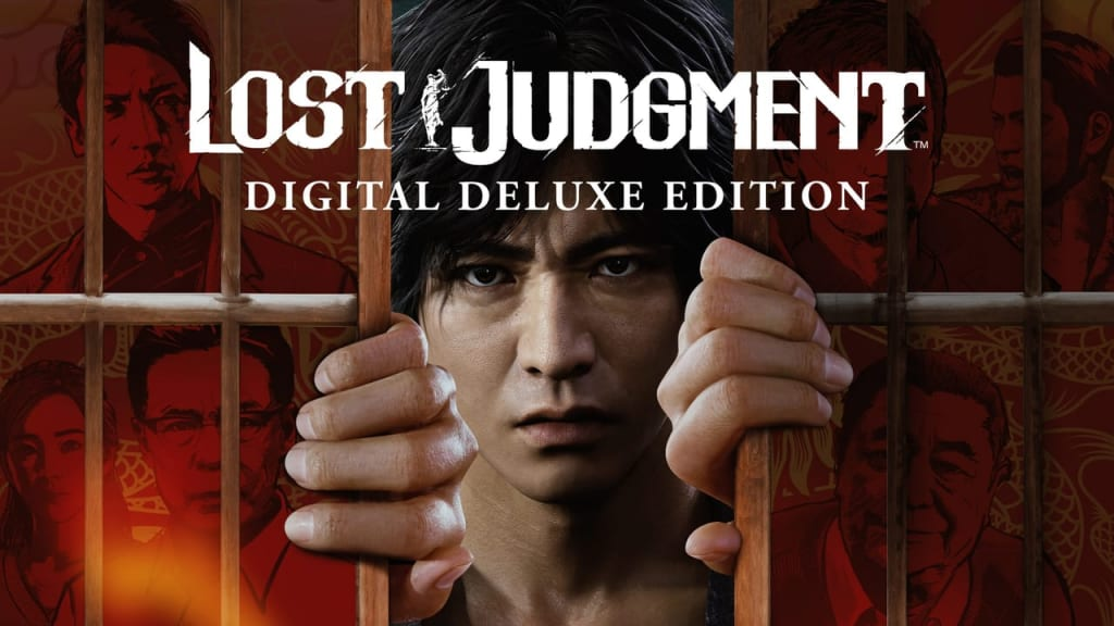 Lost Judgment - Digital Deluxe Edition