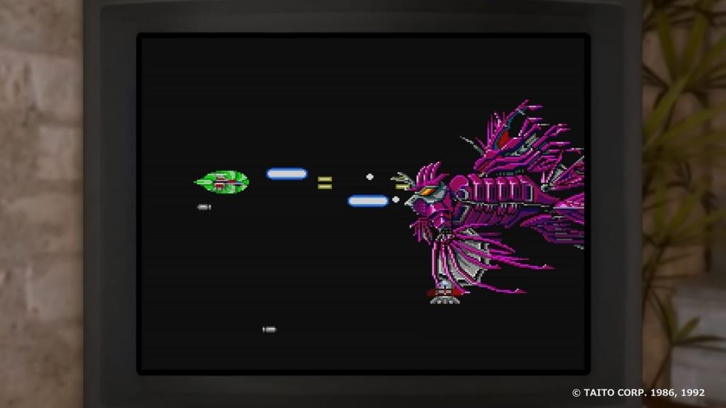 Lost Judgment - Sega Minigame Segaia