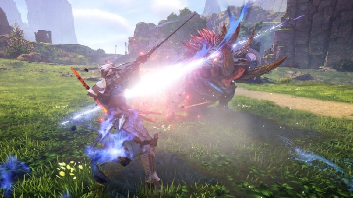 Tales of Arise Perfect Dodge