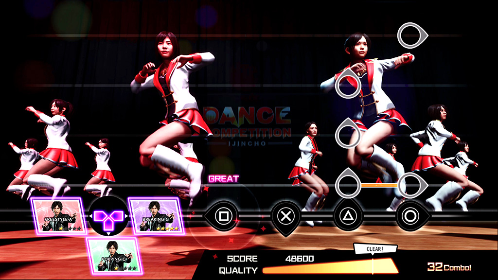 Lost Judgment 2 - Dance Club Guide