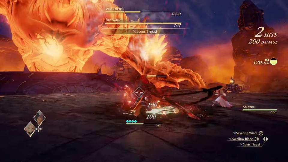 Tales of Arise - Lord Balseph Boss Guide