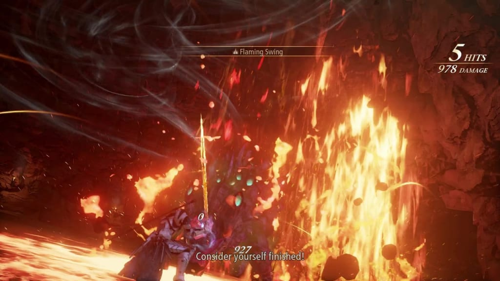 Tales of Arise - How to Defeat Toxidillo Gigant Zeugle Unleash Boost Strikes