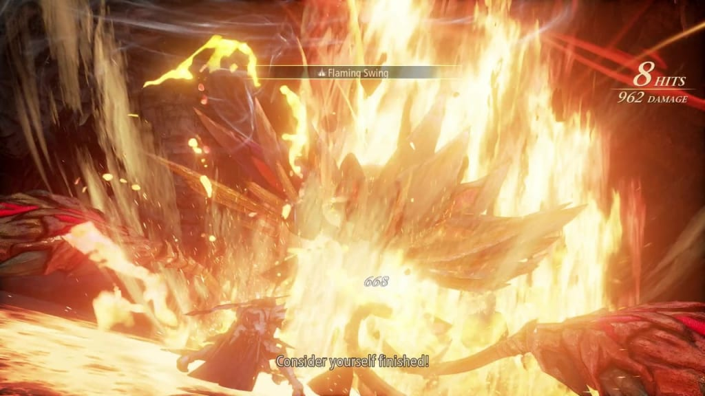 Tales of Arise - How to Defeat Boisterous Roper Gigant Zeugle Unleash Boost Strikes