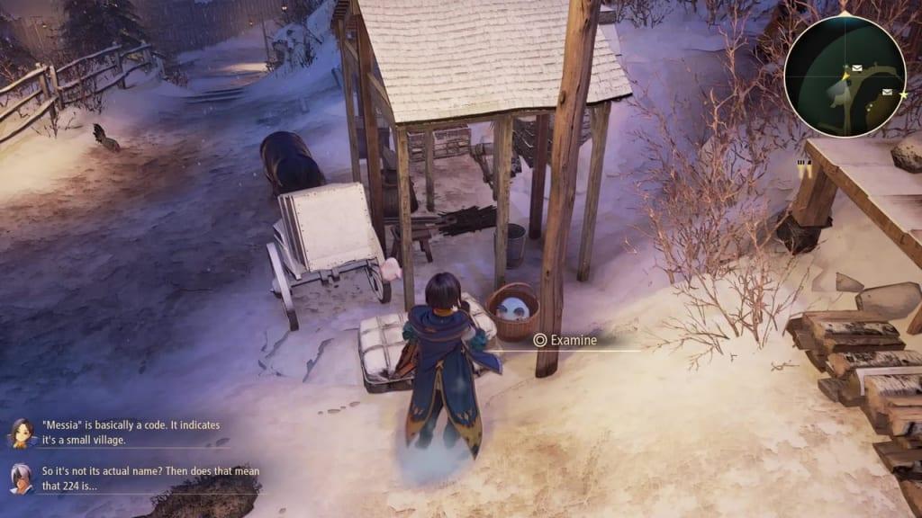 Tales of Arise - Dahnan Owl Location 11