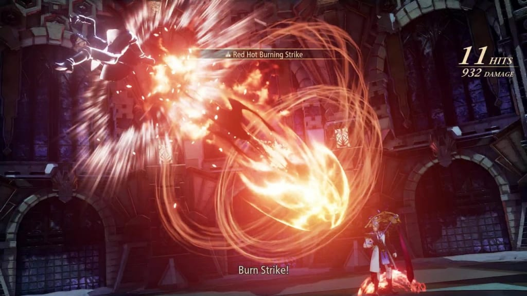 Tales of Arise - How to Defeat Lord Ganabelt Valkyris Unleash Boost Strikes