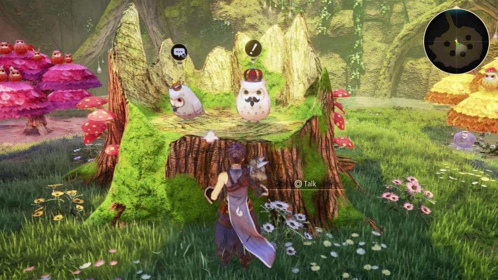 Tales of Arise - Owl Forest