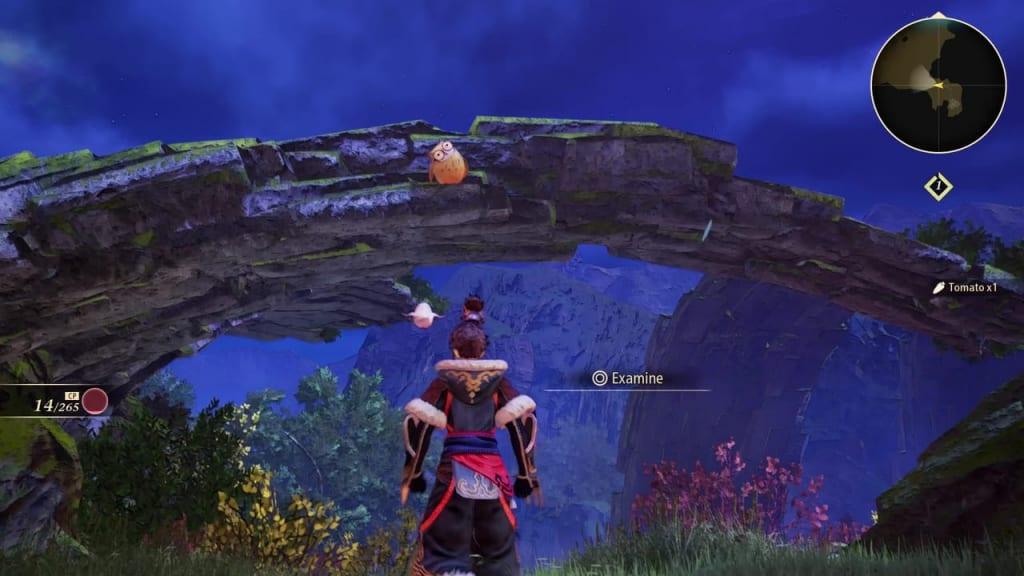 Tales of Arise - Dahnan Owl Location 18