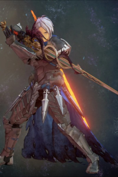 Tales of Arise - Alphen Best Armor Heavenly Armor