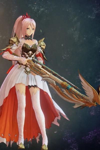 Tales of Arise - Shionne Best Armor Renas Superbia