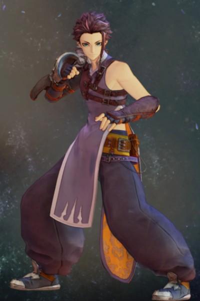 Tales of Arise - Law Best Armor Virtuous Wolf Vest