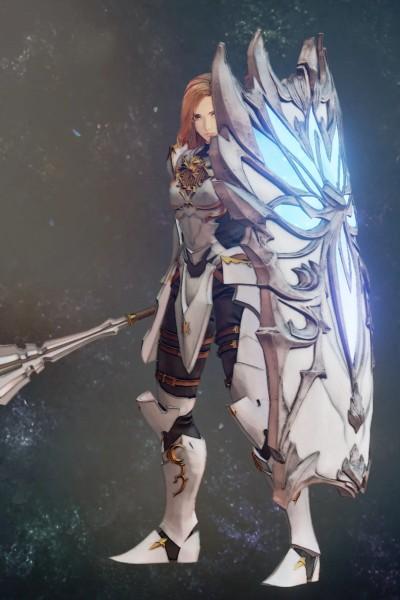 Tales of Arise - Kisara Best Armor Insurrectionist Armor
