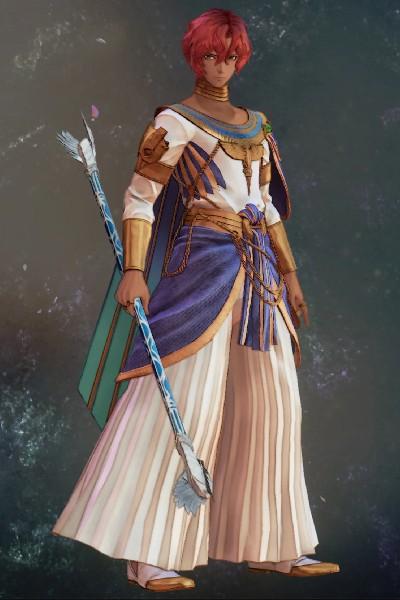 Tales of Arise - Dohalim Best Armor Magnus Dominus