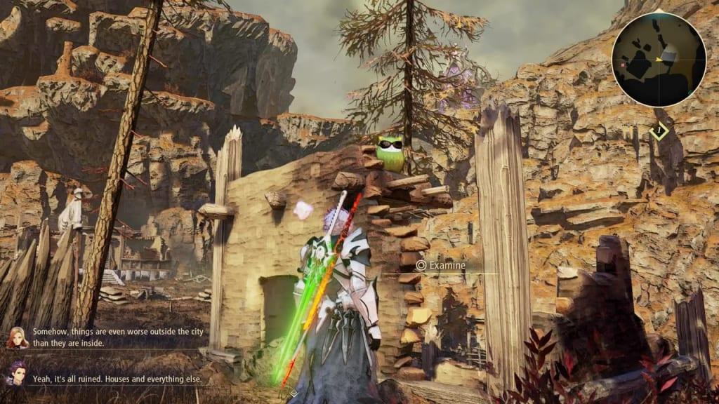 Tales of Arise - Dahnan Owl Location 23