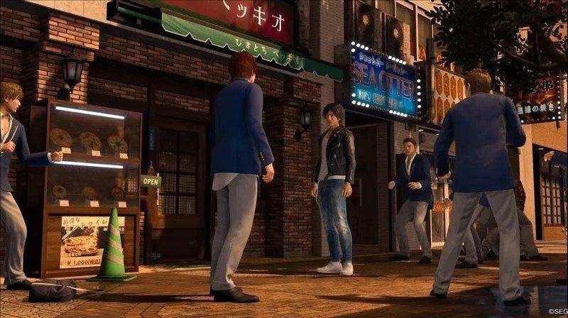 Lost Judgment 2 - Chapter 1 Go to Yokohama 99