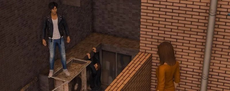 Lost Judgment 2 - Chapter 3 Go to the City and Solve the Case