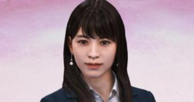 Lost Judgment - Tsukino Saotome