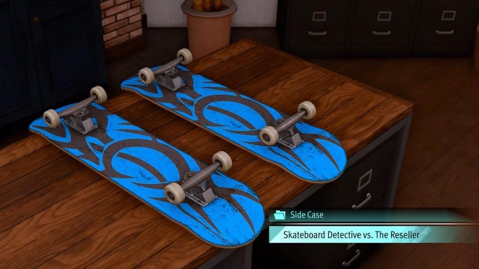 Lost Judgment - Skateboard Detective vs Reseller Side Walkthrough
