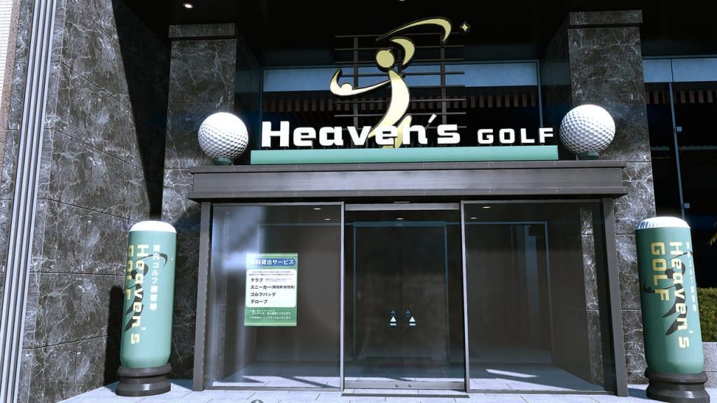 Lost Judgment 2 - Heaven's Golf