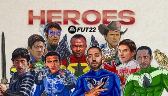 FIFA 22 - FUT Heroes