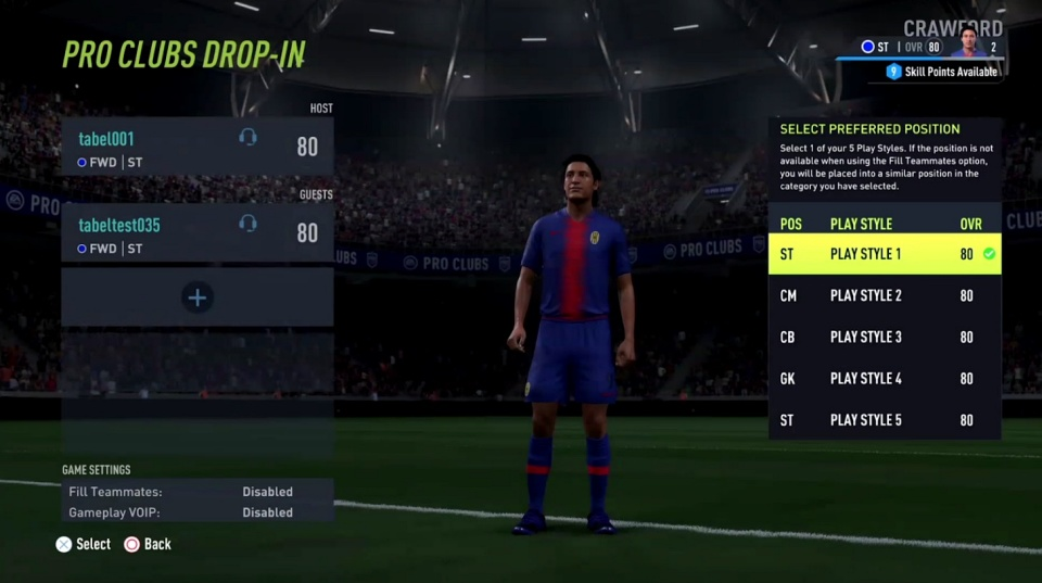 FIFA 22 - How to Earn XP in Pro Clubs