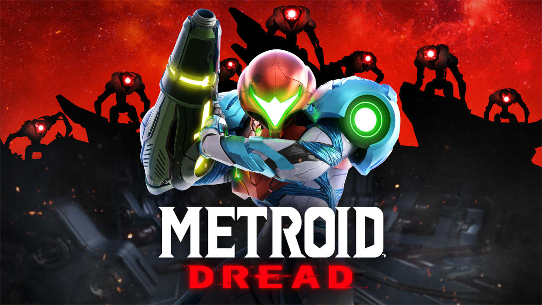 Metroid Dread - Space Jump Misc. Upgrade
