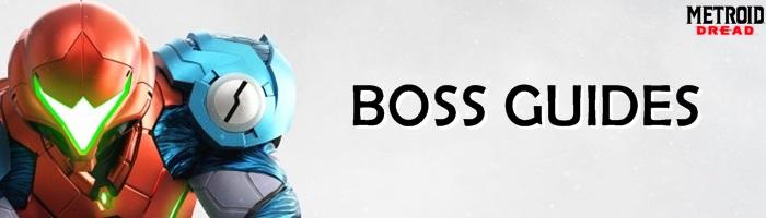 Metroid Dread - Boss Guides Banner