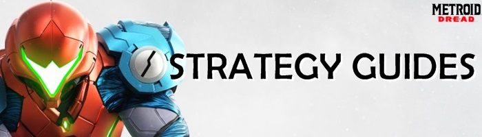 Metroid Dread - Strategy Guides Banner