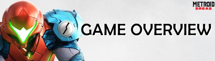 Metroid Dread - Game Overview Banner