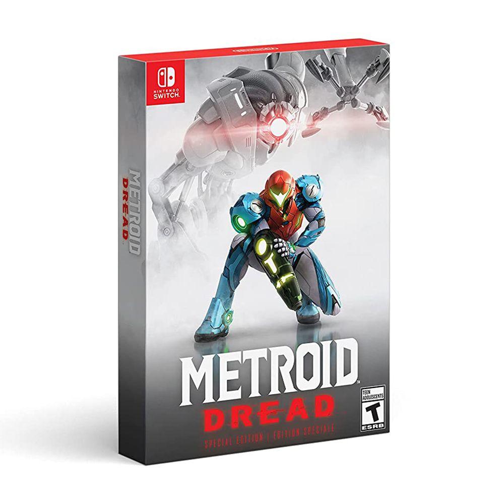 Metroid Dread - Steel Case Edition