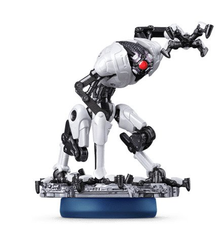 Metroid Dread - Metroid Dread Amiibo Figure E.M.M.I.