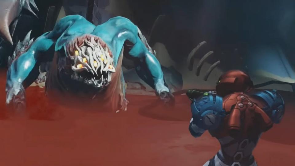 Metroid Dread - Corpious