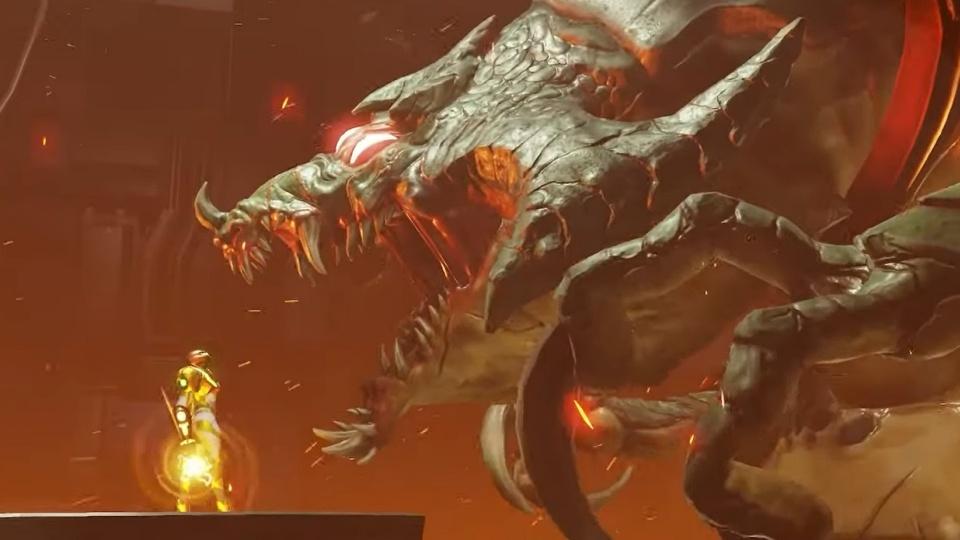Metroid Dread - Kraid